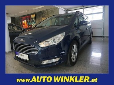 gebraucht Ford Galaxy 2,0TDCi AWD Trend Business-Winterpaket