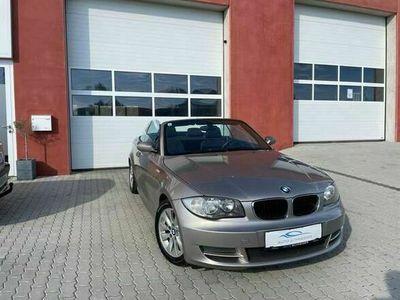 gebraucht BMW 118 Cabriolet 118 i E88