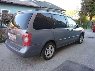 gebraucht Mazda MPV 2.0 TD Kombi / Family Van