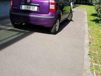gebraucht Fiat Panda 1,2 benziner Klein-/ Kompaktwagen