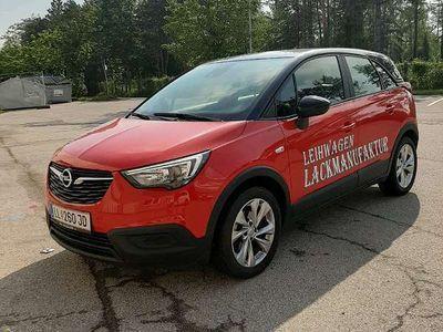 gebraucht Opel Crossland X Edition 110 PS Start Stop SUV / Geländewagen