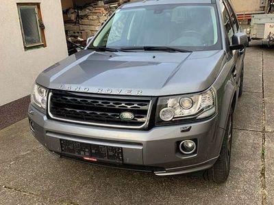 gebraucht Land Rover Freelander 2 SE Dynamic 2,2SD4 SUV / Geländewagen
