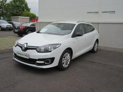 gebraucht Renault Mégane Kombi Limited TCe