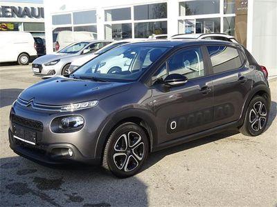 gebraucht Citroën C3 PureTech 82 5-Gang-Manuell Feel Limousine