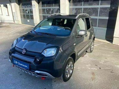 gebraucht Fiat Panda Cross TwinAir 85 4x4 Limousine