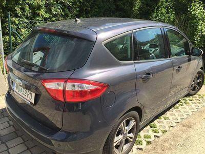 gebraucht Ford C-MAX Easy 1,6 TDCi DPF Kombi / Family Van