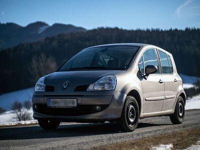 gebraucht Renault Modus Dynamique 1,2 ***mit nagelneuem Pickerl*** Kombi / Family Van