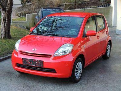 gebraucht Daihatsu Sirion 1,0 Top - Benzin ( M3 Motor mit Steuerkette ) Klein-/ Kompaktwagen