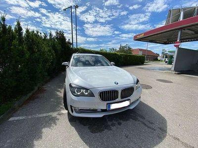 gebraucht BMW 730L 7er-Reihe d Blue Performance Österreich-Paket Aut. Limousine