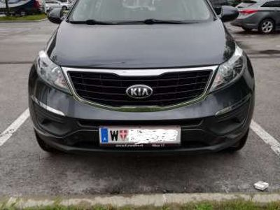 used Kia Sportage Titan 1,6 GDI 2WD