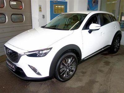 gebraucht Mazda CX-3 CD105 Revolution mit Navigation + LED