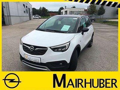 gebraucht Opel Crossland X 1,2 Turbo ECOTEC DI 120 Jahre Editi... SUV / Geländewagen