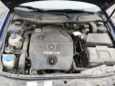 gebraucht Seat Leon 1M 1,9 TDI Limousine,