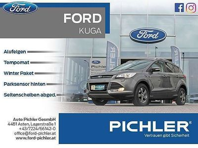 gebraucht Ford Kuga Trend 1,6 EcoBoost 150PS TEMP./KLIMA/PDC