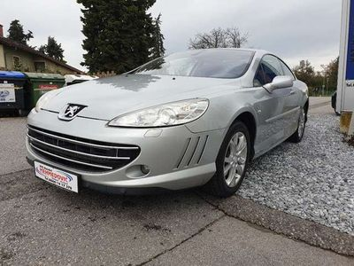 gebraucht Peugeot 407 Coupe 2,2 16V