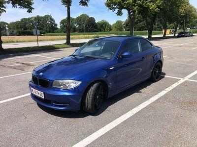 gebraucht BMW 120 Coupé 1er-Reihe Coupé Diesel (E82) Österreich-Pak