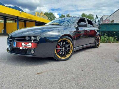 gebraucht Alfa Romeo 159 Alfa SW 2,2 JTS T. Phaser Selsp.TI