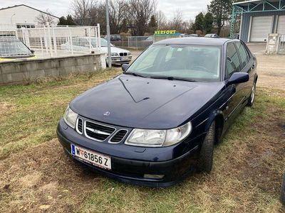 gebraucht Saab 9-5 2.2 TiD Vector Limousine