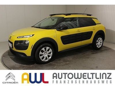 gebraucht Citroën C4 Cactus 1,6 e-HDI92 ETG Feel Limousine,