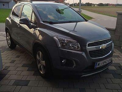 """gebraucht Chevrolet Trax ECO """"TOPAUSSTATTUNG"""" 1. BESITZ SUV / Geländewagen"""