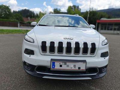 gebraucht Jeep Cherokee 2,2 MultiJet II AWD Limited Aut.