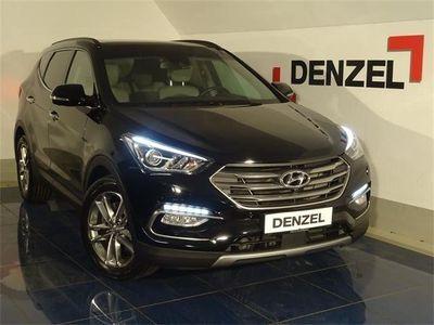 used Hyundai Santa Fe 2,2 CRDi 4WD Start-St