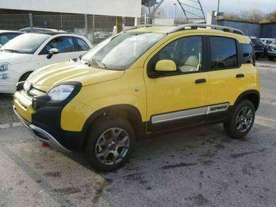 gebraucht Fiat Panda Cross 0.9 8V TwinAir Turbo 4x4 * KLIMAAUTOMATIK...