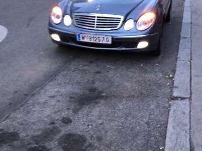 gebraucht Mercedes E320 Elegance CDI Aut.