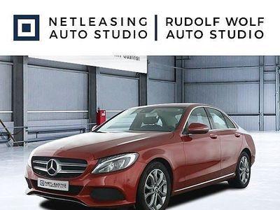 gebraucht Mercedes C250 d Avantgarde+Businessplus+Remote+LED Higpf Klima
