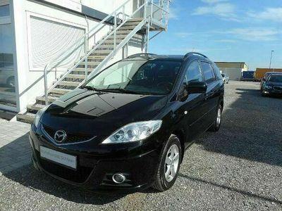 gebraucht Mazda 5 1,8i TX_Service und Pickerl NEU_1 Besitzer