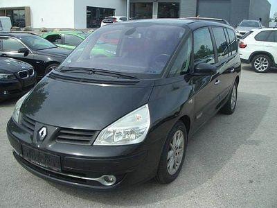 gebraucht Renault Espace Grand Sport Edition 2,0 dCi, 131 PS, 5 Türen, Schaltgetriebe