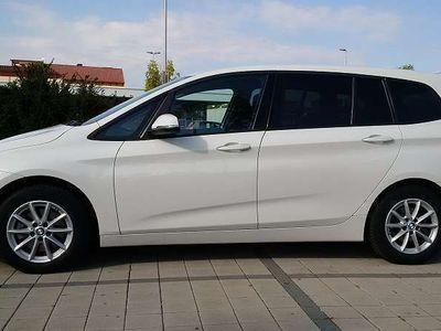 gebraucht BMW 218 Gran Tourer 2er-Reihe d Advantage Kombi / Family Van,