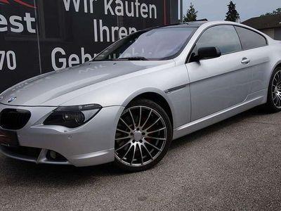 gebraucht BMW 645 6er-Reihe Ci Aut. Sportwagen / Coupé