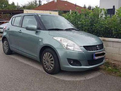 gebraucht Suzuki Swift 1,2 GLX Deluxe Klein-/ Kompaktwagen