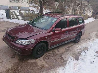 gebraucht Opel Astra Caravan Comfort Kombi / Family Van,