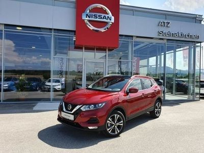 used Nissan Qashqai 1,3 DIG-T N-Connecta