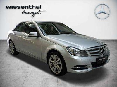 gebraucht Mercedes C250 CDI 4MATIC Li