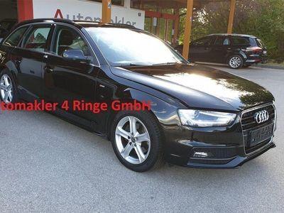 gebraucht Audi A4 Avant 2,0 TDI Intense S-line Exterieur,MMI Navi,Xenon PLus,Ledersitze
