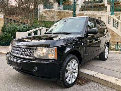 gebraucht Land Rover Range Rover 4,2 V8 S/C SUV / Geländewagen