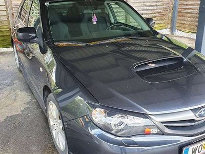 gebraucht Subaru Impreza 2.0d hatchback Klein-/ Kompaktwagen