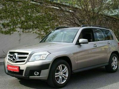 gebraucht Mercedes GLK320 CDI 4MATIC**Sof.Kredit Möglich**Serviceheft**