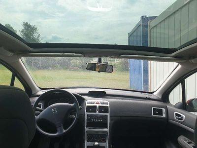 gebraucht Peugeot 307 SW COMF HDI90FAP Kombi / Family Van