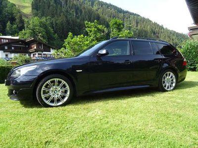 gebraucht BMW 530 5er-Reihe Kombi Allrad (E61) Touring Österreich-