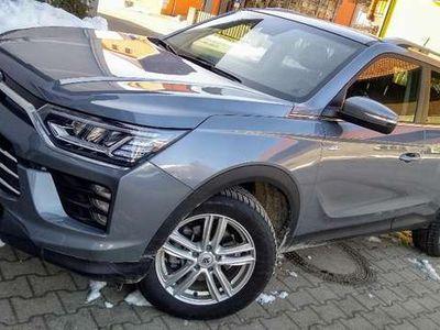 gebraucht Ssangyong Korando 1,6 4WD Dream Aut.
