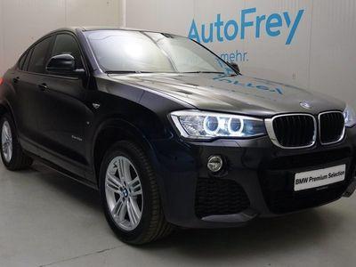 gebraucht BMW X4 xDrive20d