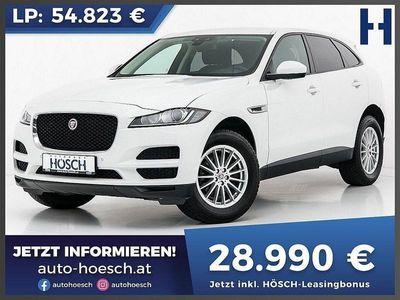 gebraucht Jaguar F-Pace 20d Pure Aut. LP: 54.823,-€ SUV / Geländewagen