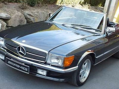gebraucht Mercedes 300 SLR107 Österreich Fahrzeug Miete Kat, Leder Katal...
