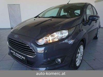 gebraucht Ford Fiesta 1,25 44kW Ambiente