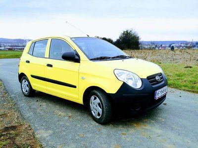 gebraucht Kia Picanto 1.0 Benzin Cool Klein-/ Kompaktwagen