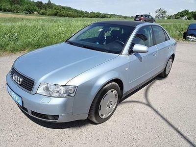 brugt Audi A4 2,5 TDI quattro Tiptronic